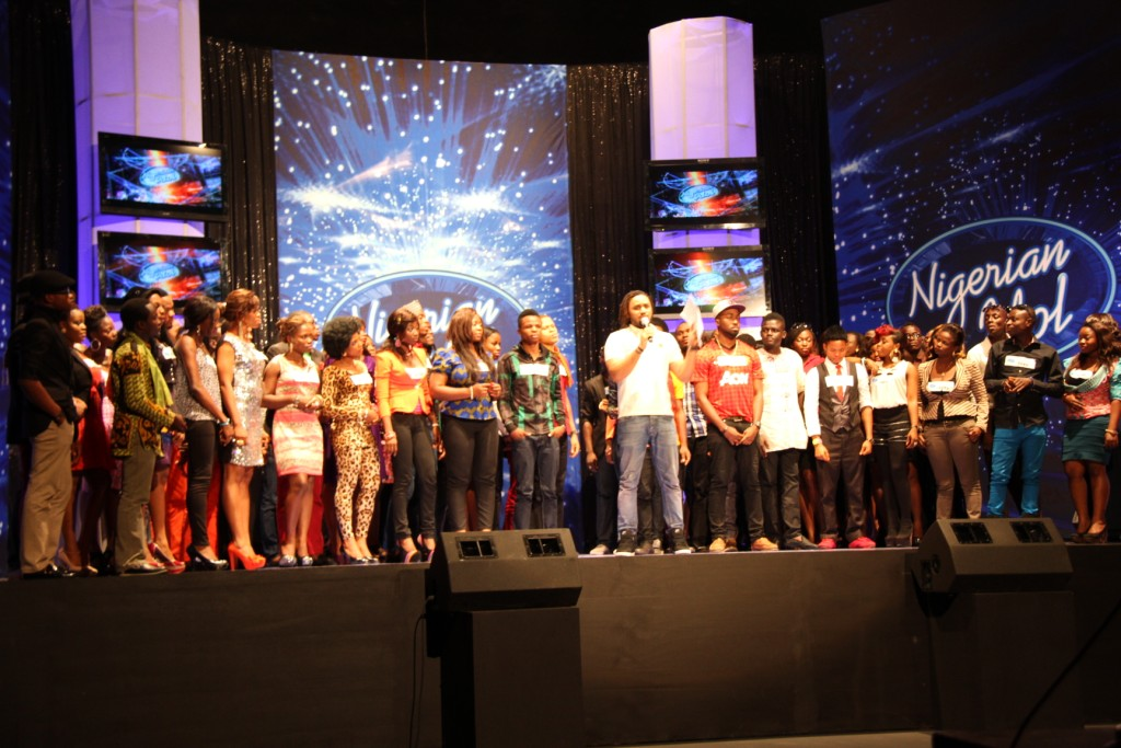 nigerian idol 2013 updates