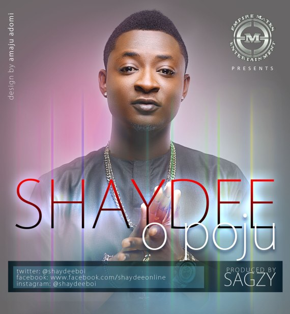 Shaydee-Single-Release-Choosen
