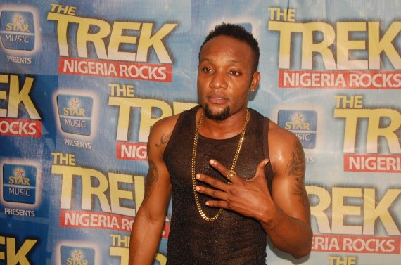 Kcee at the Star Music Trek Festac 2013