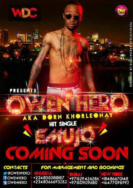 introducing owen hero a dubai based nigerian singer born adeosun
